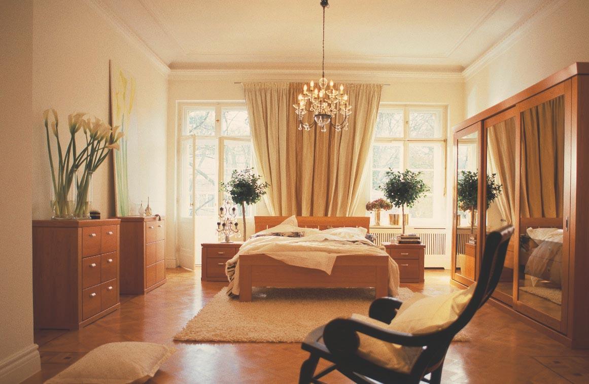 Montáž veškerého nábytku
